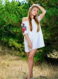 Margo, 25 years old Russian escort in Florence (Florencia)
